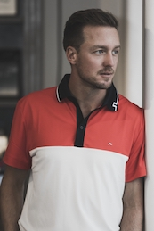 Swedish PGA star Jonas Blixt joins J.Lindeberg
