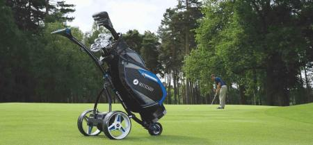 Motocaddy Bag Promotion breaks new records