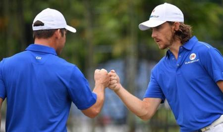 Casey & Fleetwood. The dream Ryder Cup partnership?