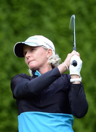 Hannah Burke Wins Maiden Victory
