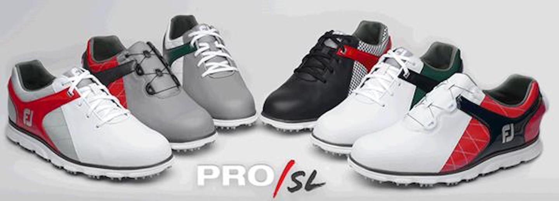 FootJoy announces that Pro/SL range