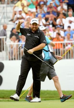 Shane Lowry Wins Bridgestone Invitational