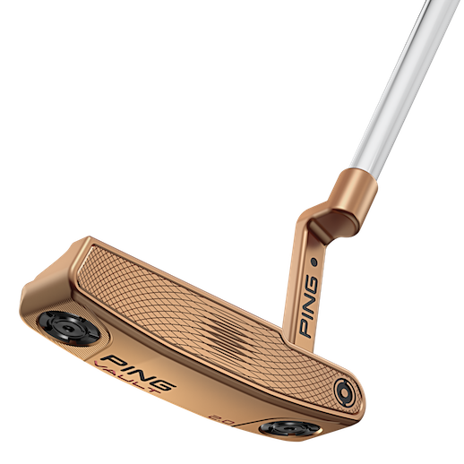 PING's Vault 2.0 putters