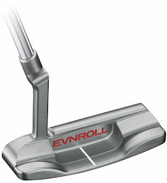 Evnroll's new putter line up for 2018