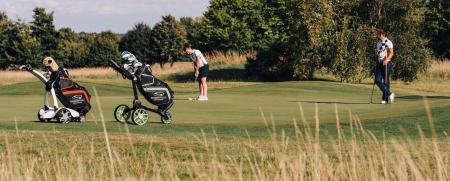 Stewart Golf reports record annual sales