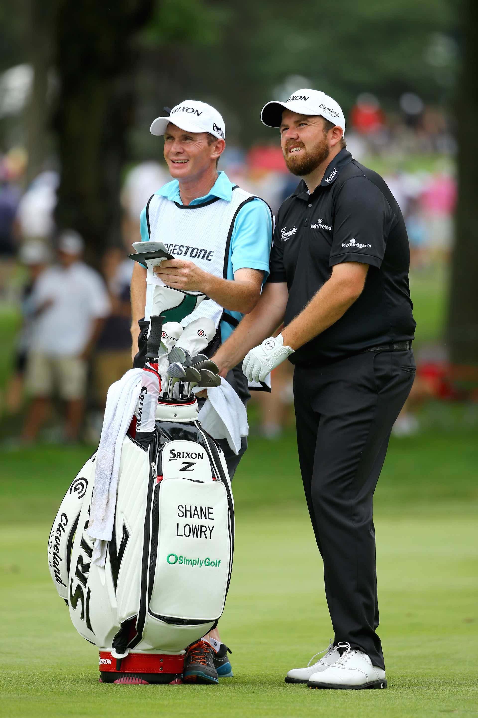 Shane Lowry's WGC Winning What's In the Bag...