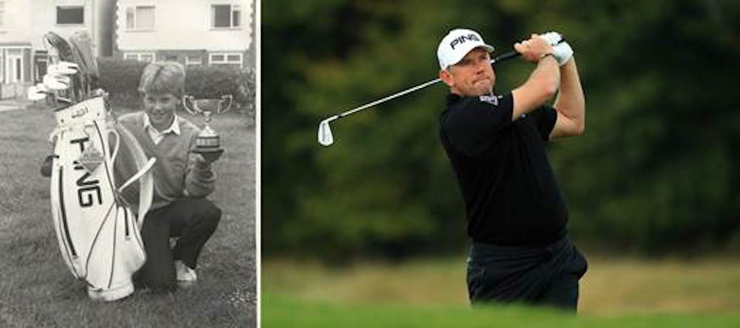 Lee Westwood re-signs with PING