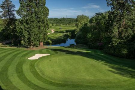 GolfPorn: Burhill Golf Club, Surrey