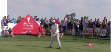 Dustin Johnson beaten by 13-year-old