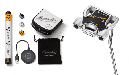TaylorMade team up with Blast Motion