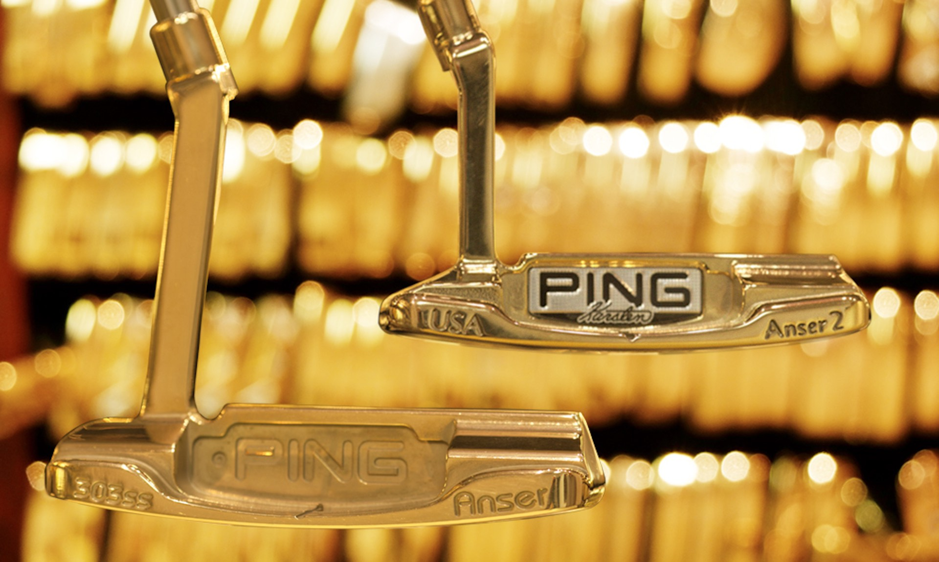 How Ping make the Vault Putters