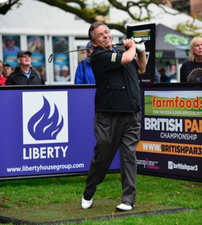 Tony Jacklin CBE to host Farmfoods British Par 3 Championship
