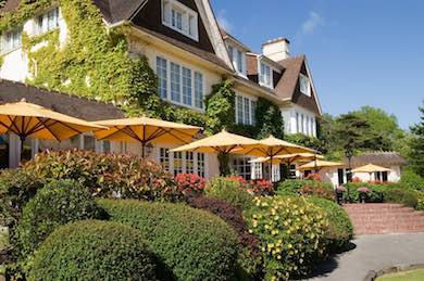 Le Touquet Golf Resort's Le Manoir voted France's Best Golf Hotel