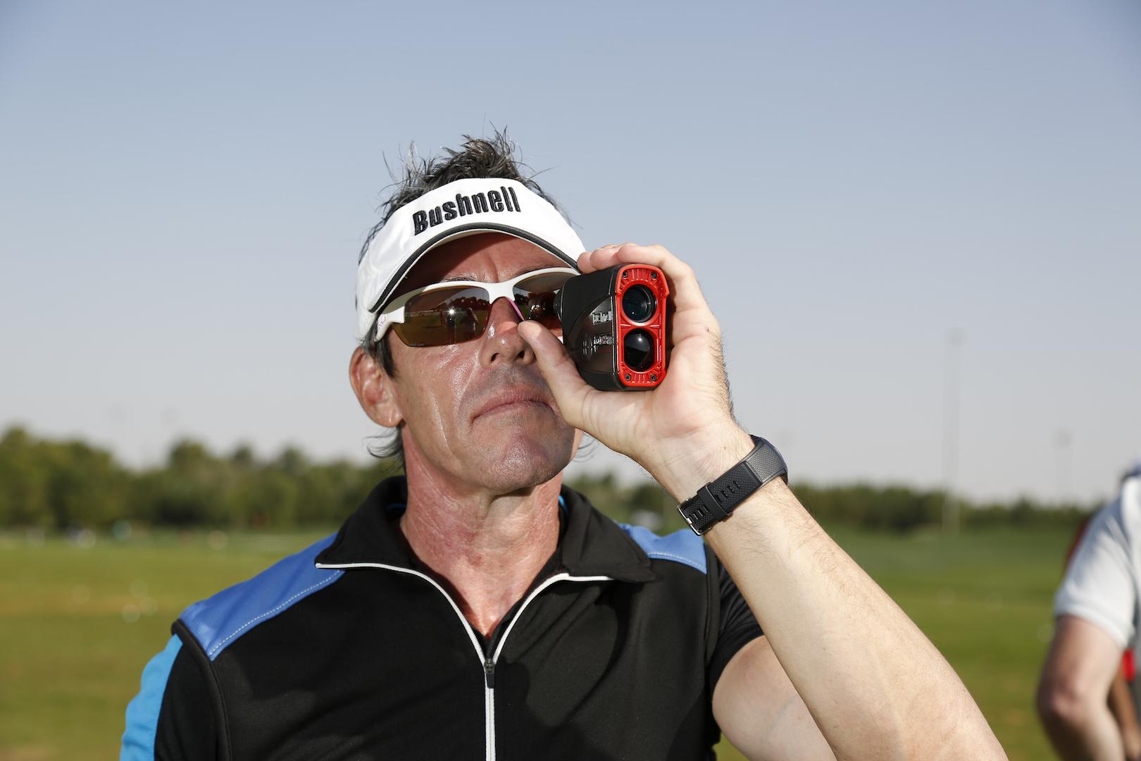 Bushnell partners with 5 European Tour Caddie ambassadors