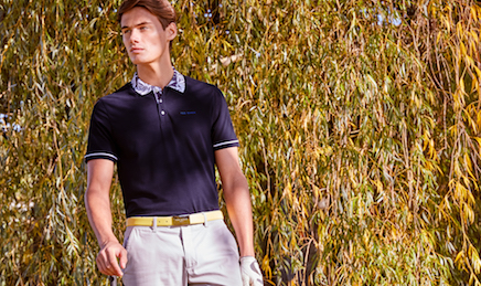 Ted Baker launches third golf range