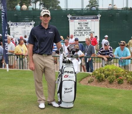 Our Kinda Solider: Ping's Marty Jertson