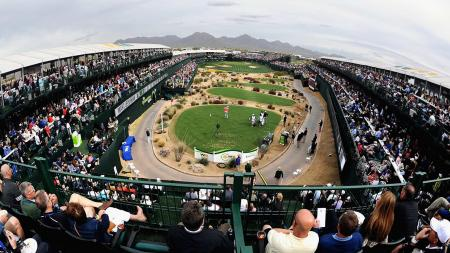 Phoenix Open first round tee times