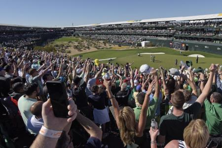 It's back! Phoenix Waste Management tee times