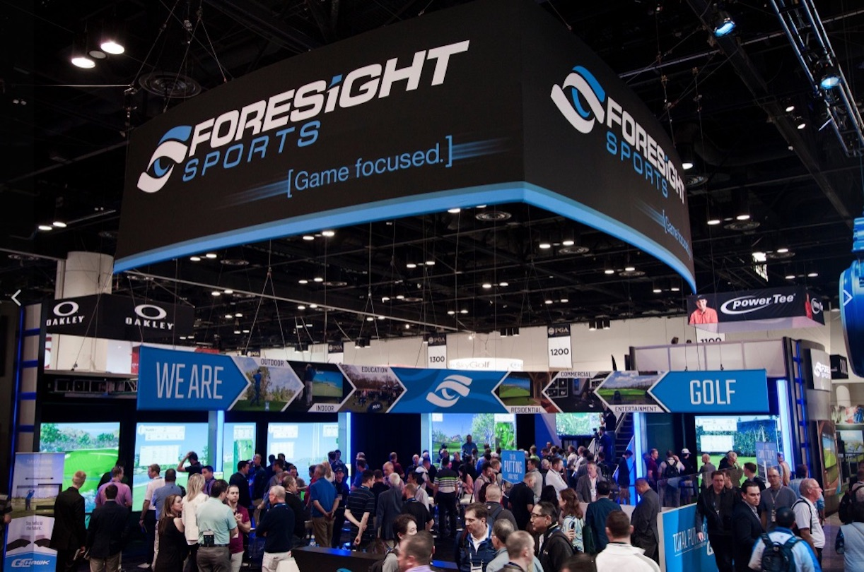 Foresight adds putting to its GCQuad revolution