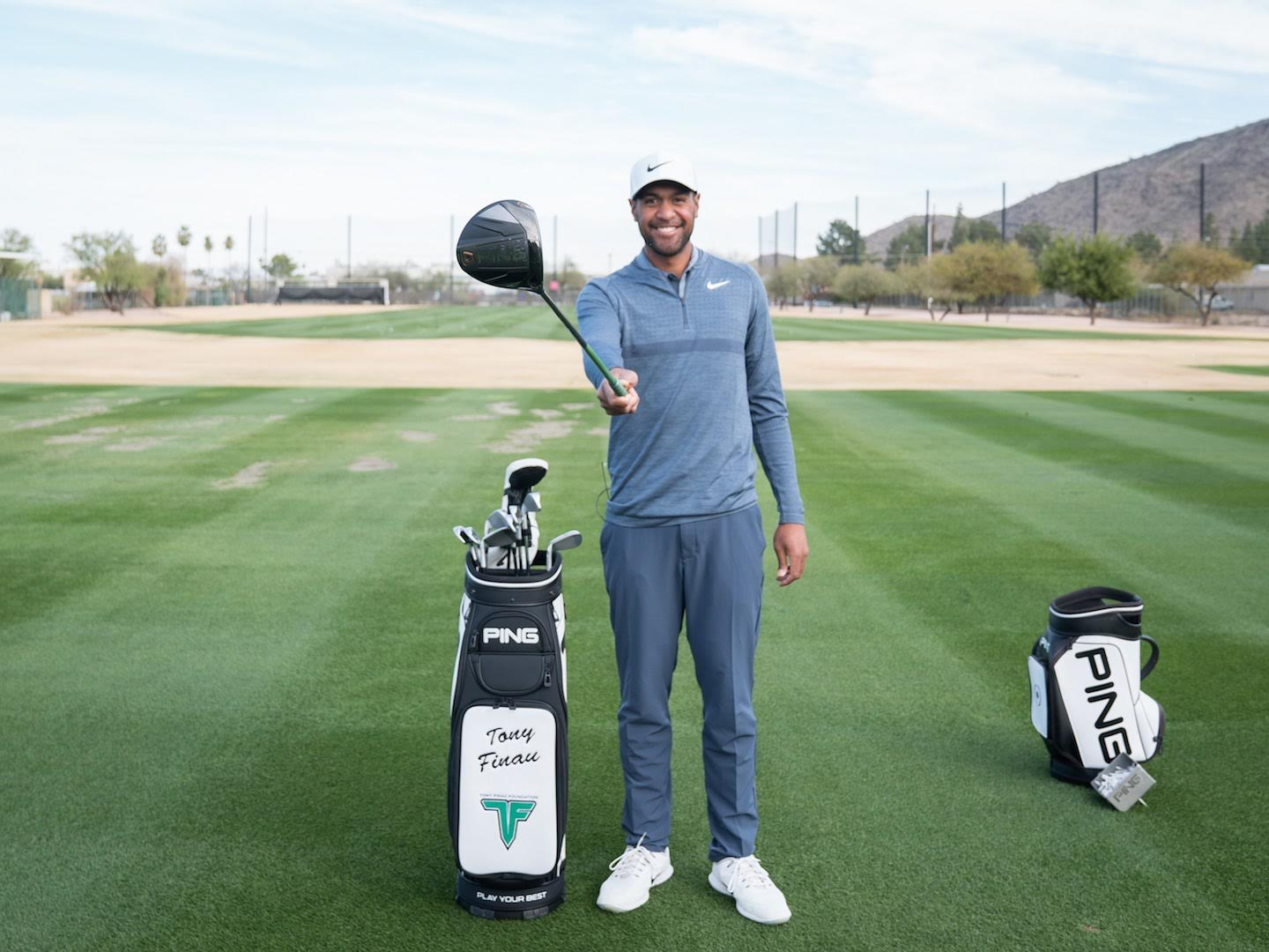 Tony Finau gets final Ryder Cup pick from Jim Furyk