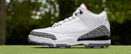 Nike unveil new Jordan III golf shoe