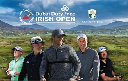 New era for Dubai Duty Free Irish Open announced
