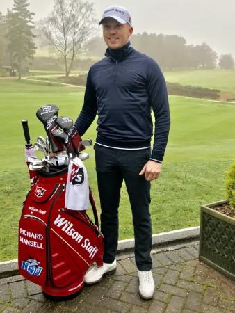 Wilson Golf backs young guns on Challenge Tour