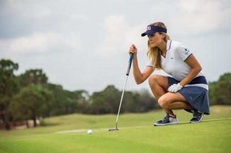Lexi Thompson in new rules violation