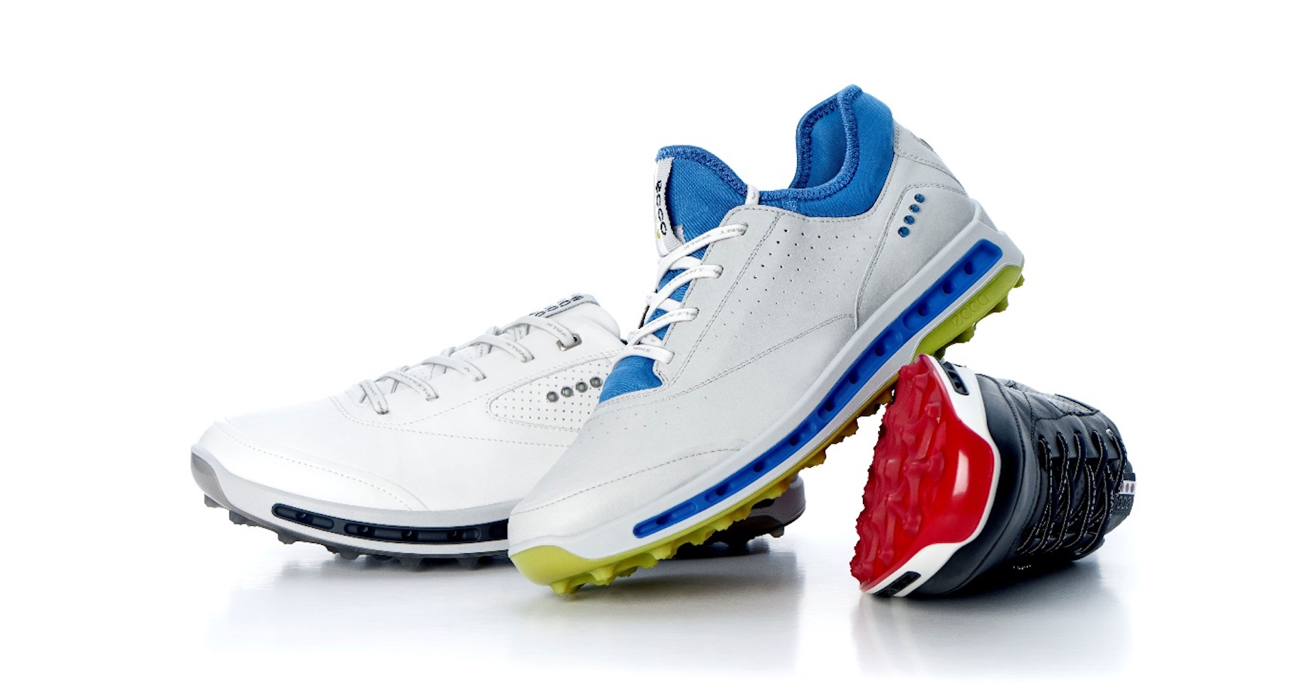 Duca del Cosma rock the golf shoe world