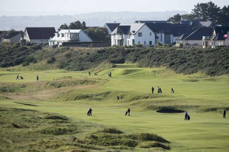 Royal Dornoch Visitors tee up £20,000