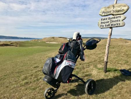 Big Max makes major progress at Chambers Bay