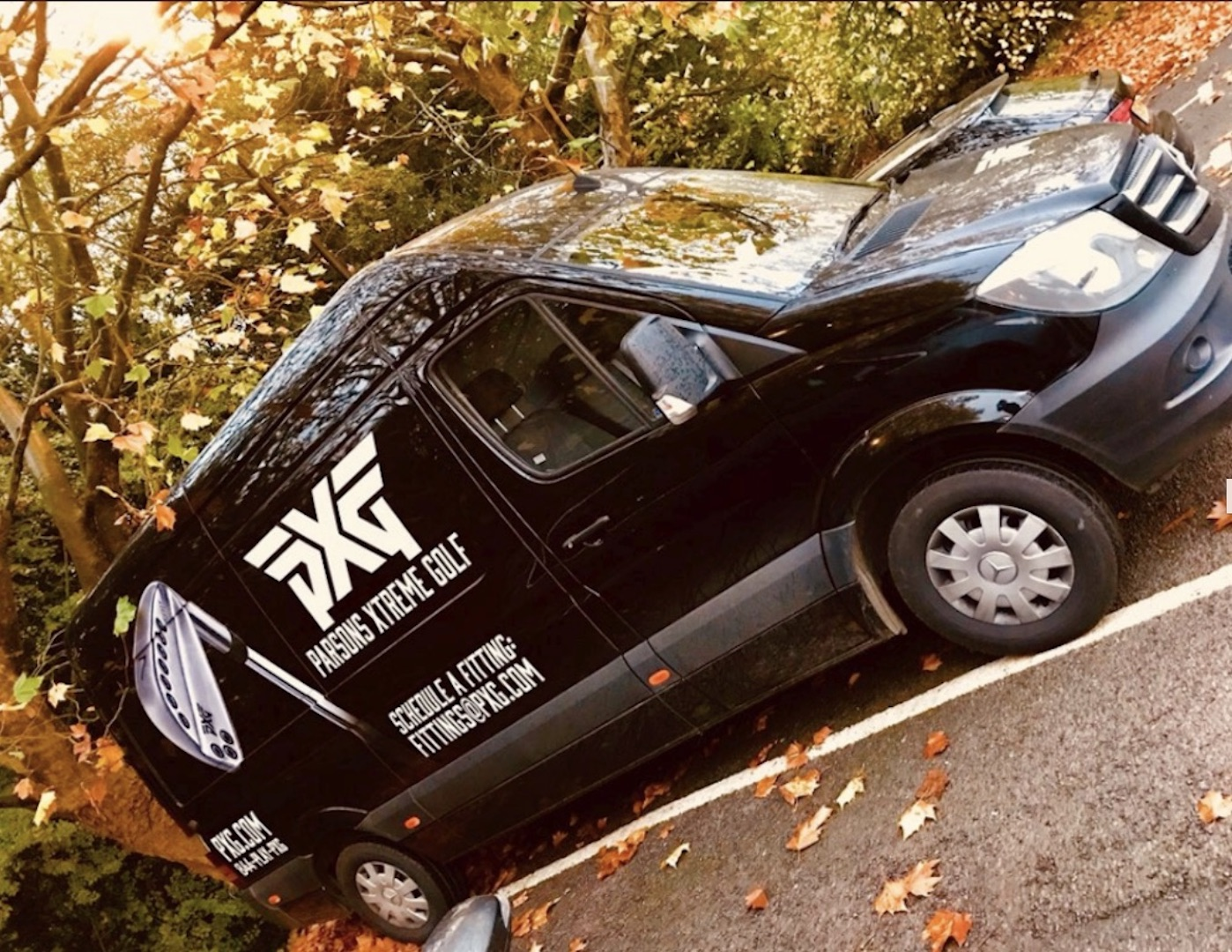 PXG have their only UK van stolen