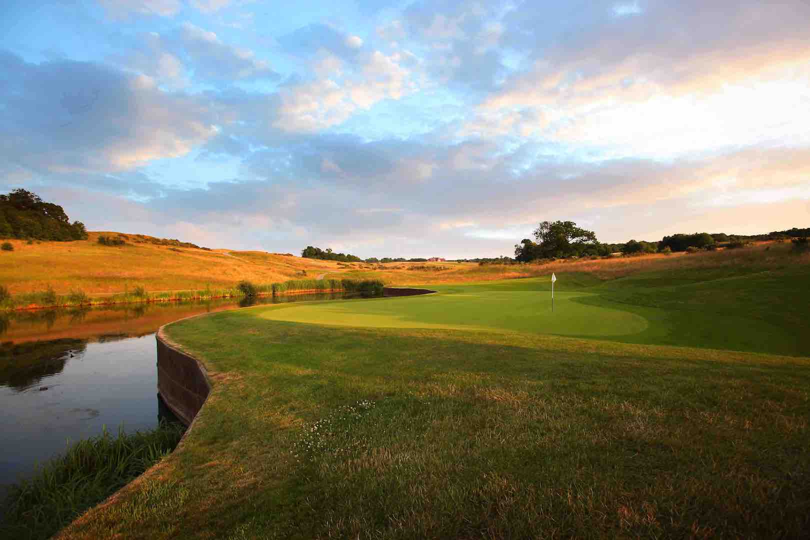 The London Golf Club Winter Experience