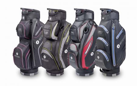 Motocaddy introduces new look bag range