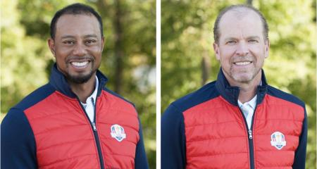 Tiger Woods confirmed as Ryder Cup Vice Captain