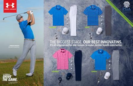 US PGA Championship Fashion Special: Jordan Spieth