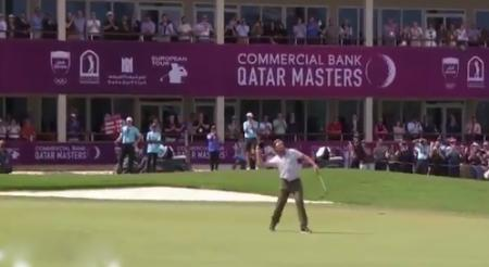 Eddie Pepperell gets first European Tour win in Qatar