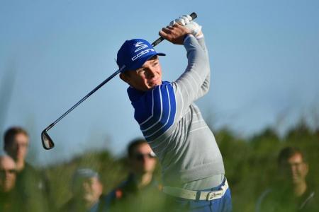 Scott Gregory signs with Cobra Puma Golf