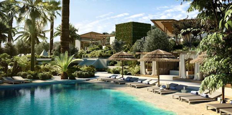 New beach development at La Reserva Club