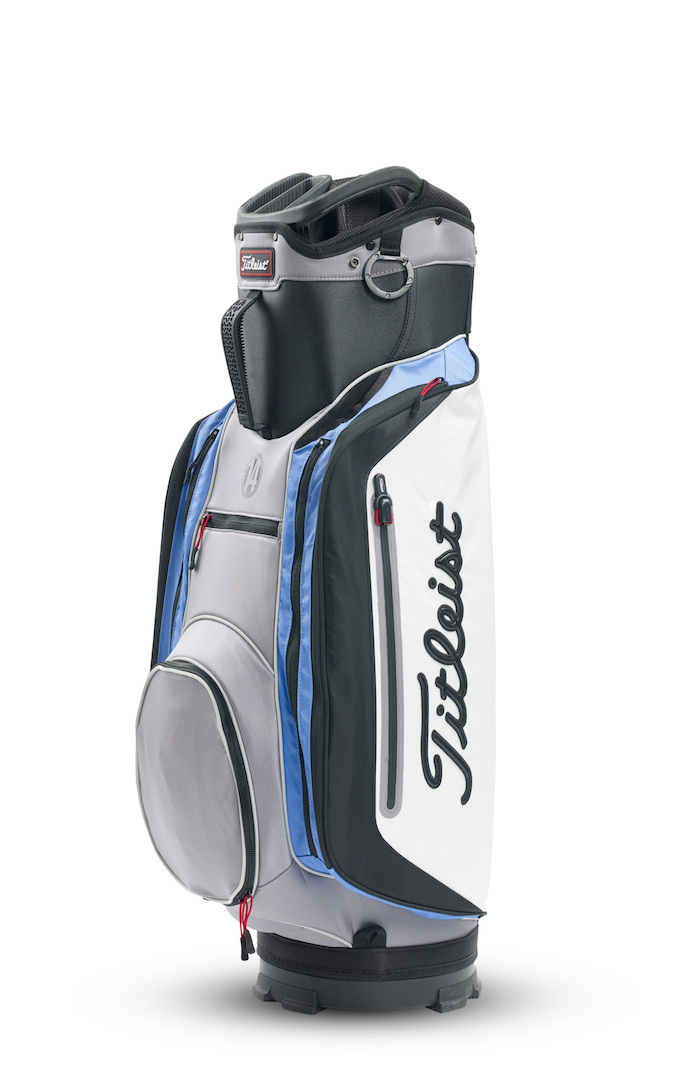 Titleist launches high-performance 2018 cart bag line