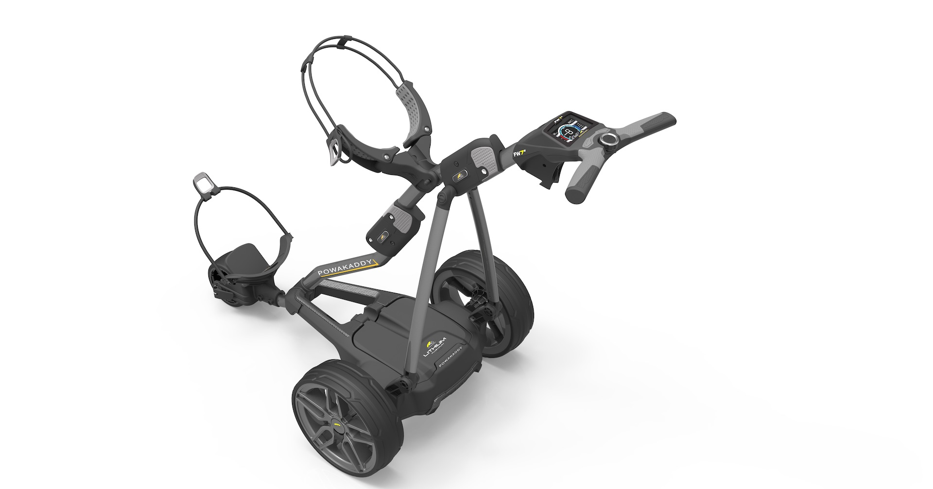 PowaKaddy launches stunning 2018 Freeway Range
