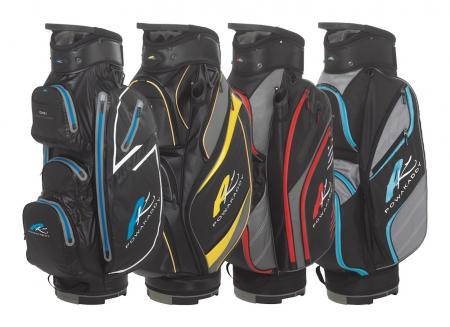 PowaKaddy launches stunning 2018 cart bag range