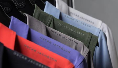 Oscar Jacobson's 2018 collection offers on course performance