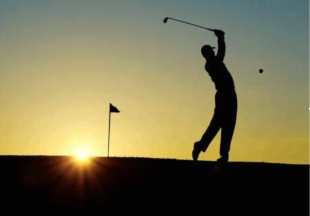 Gambling and the game of golf
