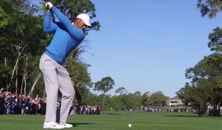 Tiger closes on lead as McIlroy misses cut