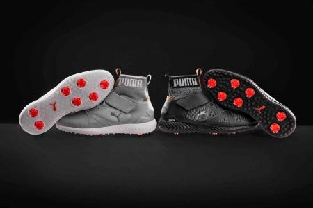Puma Golf takes Ignite PWRADAPT to new heights