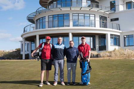Caddies urged to pitch to Castle Stuart Golf Links