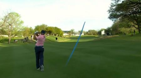 Best shots from the dell WGC at Dustin johnson crashes out