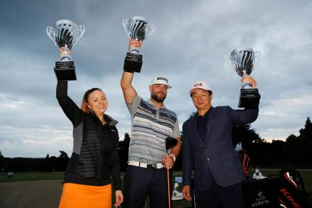 The American Golf Long Drive Championship goes Rogue