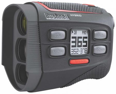 Bushnell launches revolutionary Hybrid rangefinder